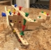 Rebecca's Reviews: Ollies Wooden Blocks