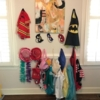 Keep It Simple ~ The Costume Wall