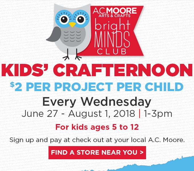 Kids Crafternoon Gloucester County Nj 08028 Punchbugkids