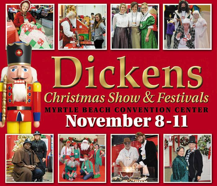 christmas dickens show and festivals