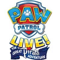 PAW Patrol Live! The Great Pirate Adventure!