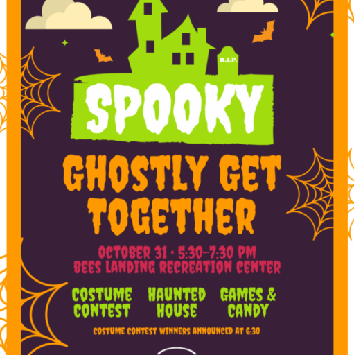 Spooky Ghostly Get Together