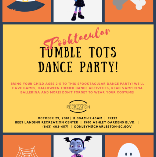 Spooktacular Dance Party