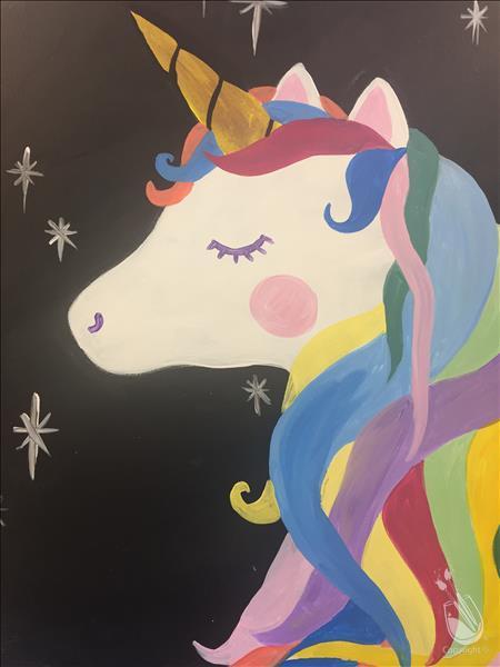 Unicorn Painting Party Gloucester County Nj 08028 Punchbugkids