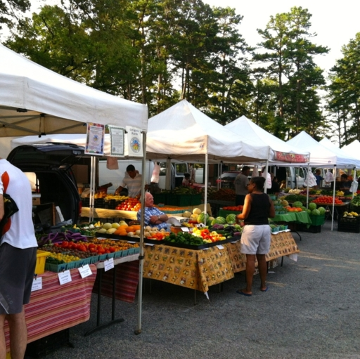Downtown Charleston Farmers Market