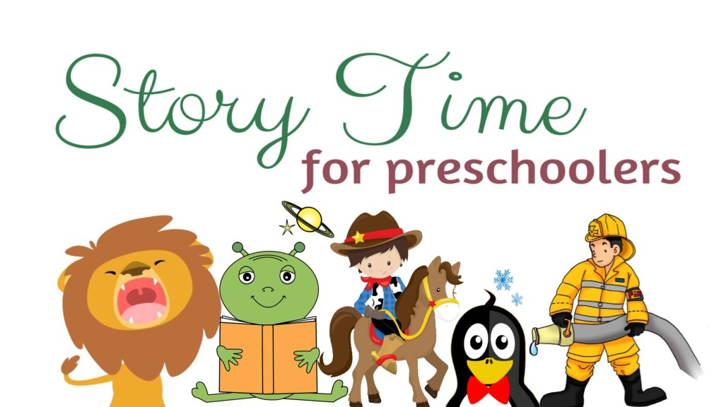 Image result for preschool storytime clipart